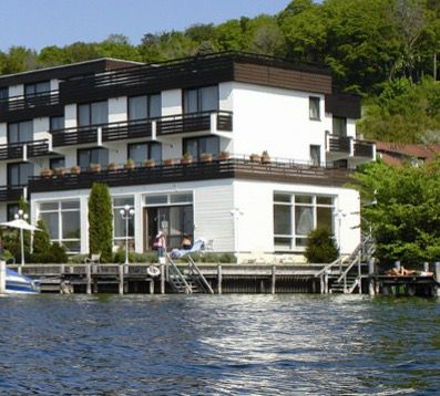 2, 3 oder 5 Nächte im 4* Hotel am Starnberger See mit Halbpension, Spa & Massage ab 199€p.P.