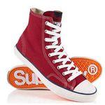 Superdry High & Low Sneakers für Damen und Herren je 19,95€