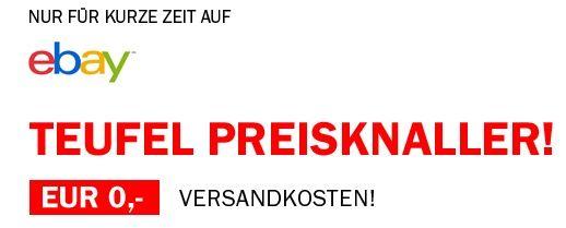 Teufel Sale auf eBay + VSK frei   z.B. Consono 25 Mk3 für 225€ (statt 250€)