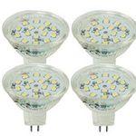 10x 3W oder 8x 5W LED Spots GU10/MR16 Sockel für je 17,99€
