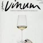 10 Ausgaben VINUM Weinmagazin für 65€ inkl. 55€ Gutschein oder 50€ Verrechnungsscheck