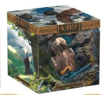Der Hobbit: Eine unerwartete Reise 3D/2D Sammleredition + Figur ab 24,99€ (statt 37€)