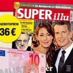 20 Ausgaben der SUPERillu für 6€ dank 30€ Bargeldprämie
