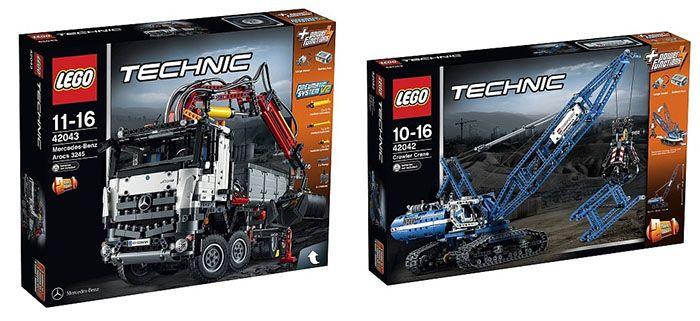 15% Rabatt auf Lego Technic & Lego Nexo Nights bei ToysRUs