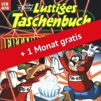 Lustiges Taschenbuch im mini Abo   4 Ausgaben für 6€