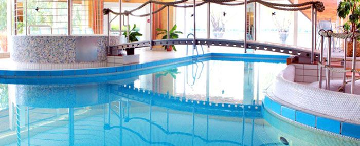 St. Martins Therme + ÜN im 4* Hotel & viele Extras schon ab 86€ p.P.