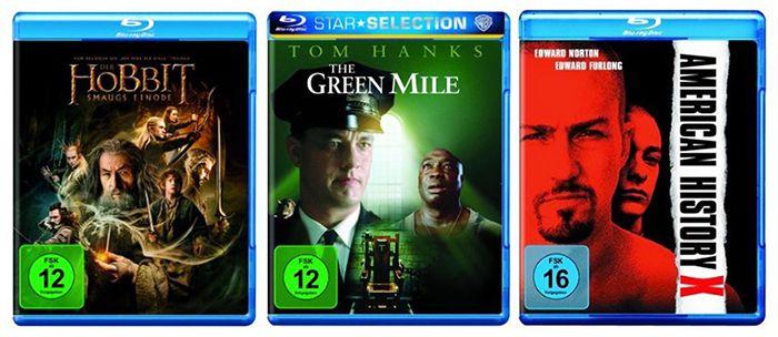 6 Blu rays für 30€ inklusive der Versandkosten   Top!