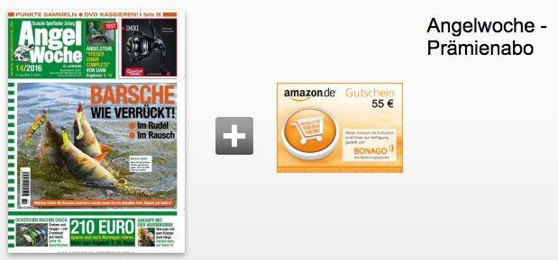 Bildschirmfoto 2016 06 28 um 11.15.28 26 Ausgaben der Angelwoche für effektiv 16,50€ (statt 71€)