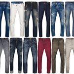 Cipo & Baxx verschiedene Herren Jeans für je 27,99€