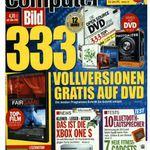 Jahresabo ComputerBILD mit DVD für 39€ (statt 130€) – TOP!