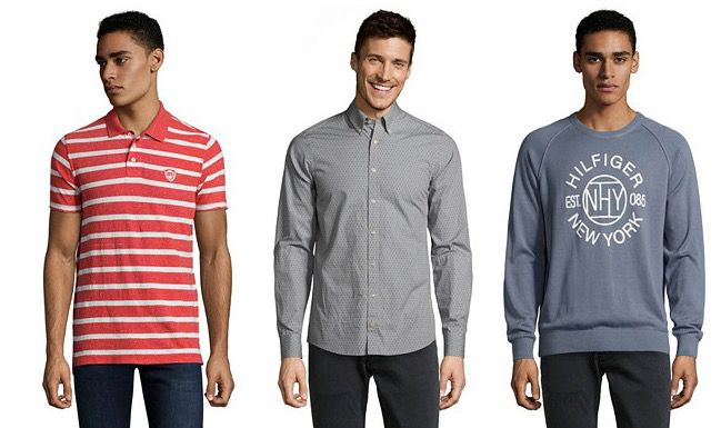 Großer Tommy Hilfiger Sale bei vente privee   z.B. T Shirts ab 20€ oder Poloshirts ab 45€