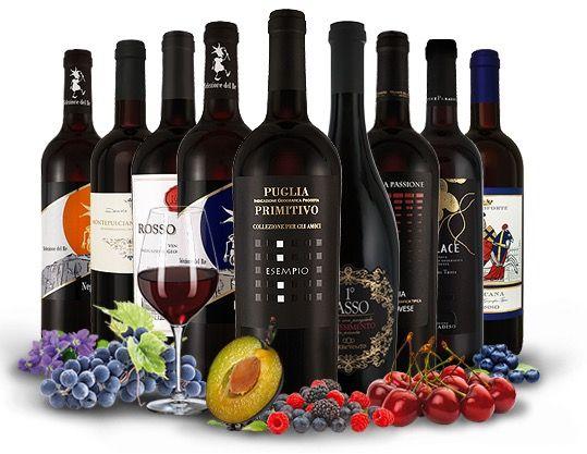 Bildschirmfoto 2016 11 09 um 11.09.14 9 Flaschen italienische Rotweine im Probierpaket für 39,99€