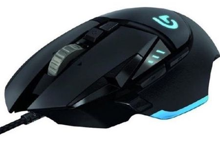 Logitech G502 Proteus Spectrum RGB Gaming Mouse für 44€ (statt 62€)