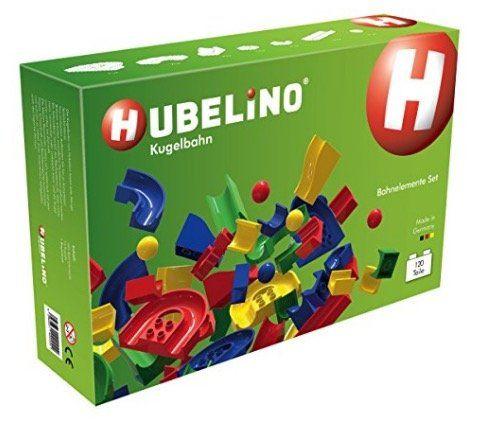 Hubelino Kugelbahn Baukasten 120 teilig für 56,99€ (statt 69€)