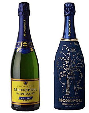 Blue Top Neopren 1,5 Liter Heidsieck Champagner Monopole Blue Top Neopren für 37€ (statt 47€)