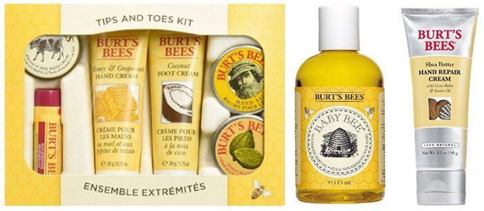 Gratis Burts Bees Tasche (Wert 7€) ab 10€ Bestellwert