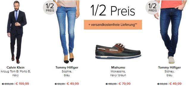 Calvin Klein dress for less   50% Rabatt auf (fast) alles + 10% Gutschein