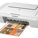Canon PIXMA MG2950 Tintenstrahl-Multifunktionsdrucker mit WLAN für 33€ (statt 45€)