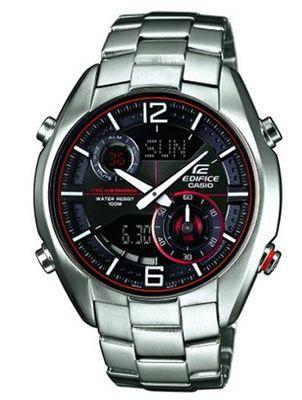 Casio ERA 100D 1A4VUEF Casio Edifice Herren Armbanduhr XL für 83,42€ (statt 126€)