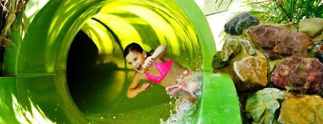 Center Parcs Gutschein: 4 5 Tage für Zwei mit Aqua Mundo Zutritt ab 84,15€   nur heute!
