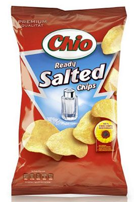 Chio Ready Salted Chips 5er Pack Chio Ready Salted Chips für 4,34€   Plus Produkt