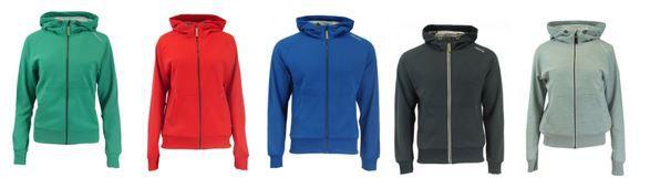 Craft Hoodies CRAFT Flex Hood Damen und Herren Sportjacken mit Kapuze für 21,99€ (statt 34€)