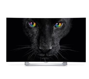 VORBEI! LG 55EG910V   sehr guter 55 Zoll OLED Curved 3D Full HD TV für 977€ (statt 1.272€)