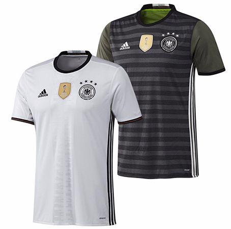 adidas Herren DFB Trikot EM 2016 für 48€ (statt 54€)   Die EM steht vor der Tür!