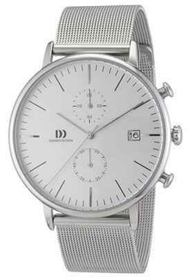Schnell? Danish Design IQ62Q975 Herren Armbanduhr für 75€ (statt 142€)