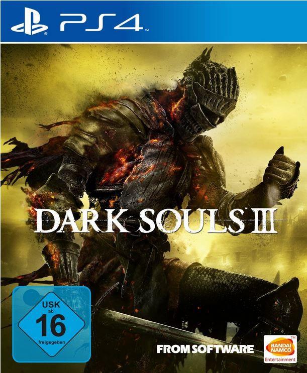 Dark soul III Dark Souls 3   PS4 Game (Vorbestellung) für 55,55€