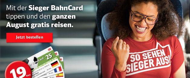 Deutsche Bahn: 5€ Rabatt ab 39€   nur heute!