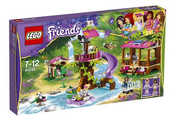 Lego Friends   große Dschungelrettungsbasis für 32,94€ (statt 40€)