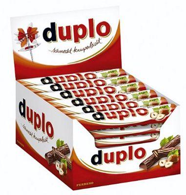 Duplo Multipack Duplo Multipack 40 Riegel ab 7,96€ (statt 13€)