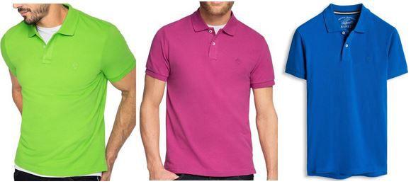 ESPRIT Herren Poloshirt Basic   slim Fit ab 13,99€