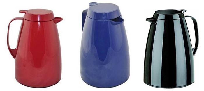 Emsa Basic Isolierkanne 1 Liter für 9,95€ (statt 14€)