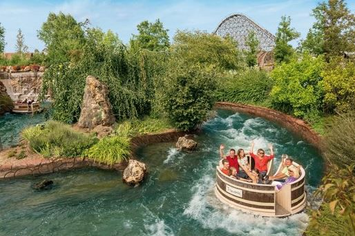 Erlebnispark Tripsdrill Tripsdrill   Erlebnis & Tierpark: Eintritt + Mittagsessen für nur 25,80€