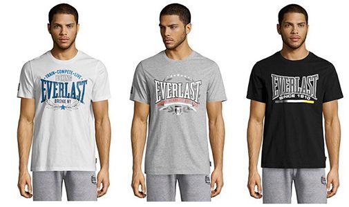 Everlast Angebote Everlast Sale bei vente privee   z.B. T Shirts ab 8€ uvm.
