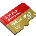 SanDisk Extreme microSDXC 64GB Karte für nur 29€ (statt 35€)