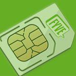 FYVE Freikarte + gratis 500MB im 1. Monat  – HOT (nur einmalig 2,50€)