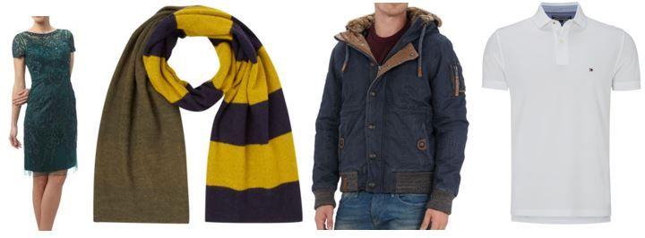Fashion ID mit 30% Rabatt auf ausgewählte Einzelteile auch im Sale