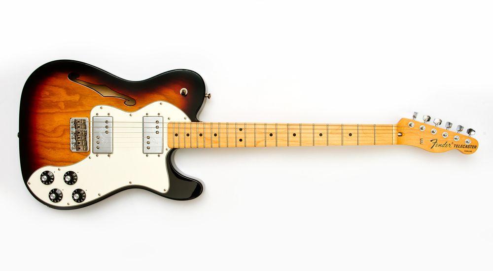 Fender Telecaster Die große E Gitarren Kaufberatung