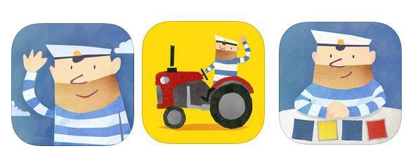 Kostenlos: iOS iPad Apps für Kids   Fiete + Fiete Farm + Fiete Match