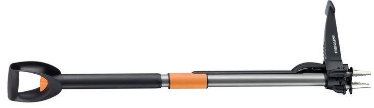 Fiskars W82   teleskopierbarer Unkrautstecher für 33€