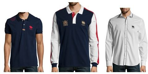 Frank Ferry Sale Frank Ferry Sale mit Polos, Shirts, Hemden & Sneaker   z.B. Polos ab 22€