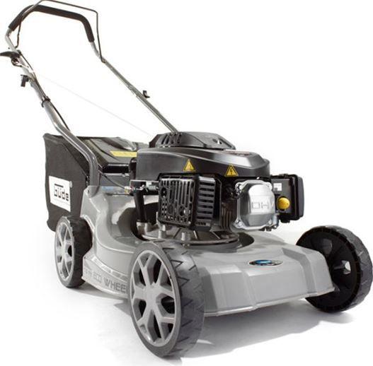Güde Eco Wheeler 410 P2 Blackline  2,6 PS Benzin Rasenmäher für 129,90€