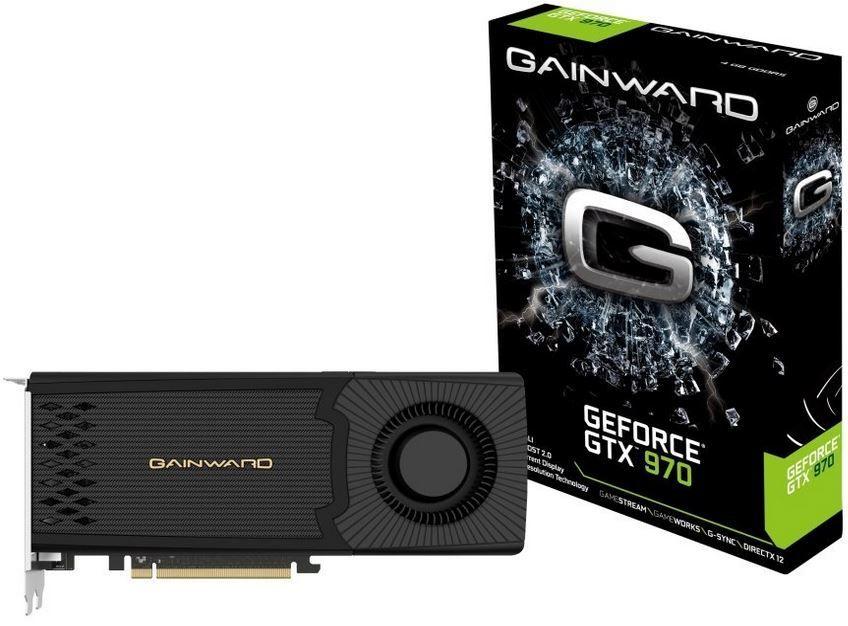 Gainward Gainward NVIDIA GTX970 Grafikkarte für 275€