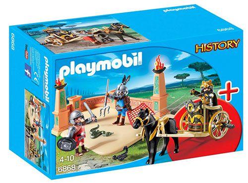 Playmobil History Gladiatorenkampf ab 11,43€ (statt 18€)