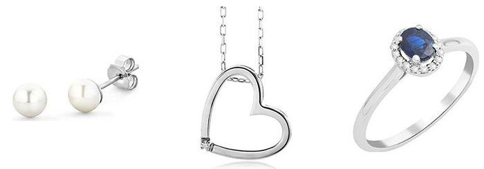 Gratis Perlen Ohrringe (Wert 50€) beim Kauf von Miore Schmuck