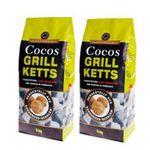 6kg Cocos Grill Briketts für 7,99€ (statt 16€)