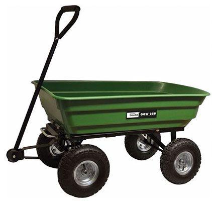 Guede GGW 250 Güde GGW 250 Gartenwagen für 52,95€(statt 65€)